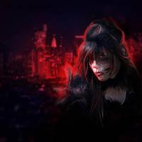 Phoenix by violettQueen