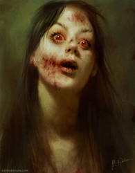 Zombified by katiedesousa