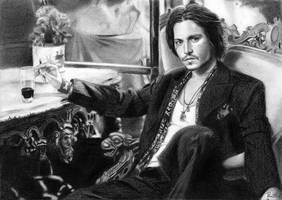 Johnny Depp 3 by Bellchen87