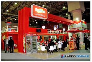 Superfresh Exhibition Stand - Photo by GriofisMimarlik