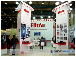 Elimko Exhibition Stand Photo by GriofisMimarlik