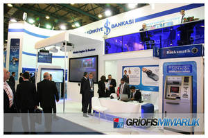 Is Bankasi Exhibition Stand Photo by GriofisMimarlik