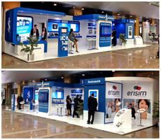 Is Bankasi Exhibition Stand 2013 Photo by GriofisMimarlik
