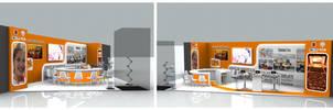 YGA Exhibition Stand 3D by GriofisMimarlik