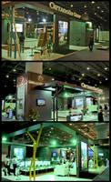 Ortadogu Grup Exhibition Stand Design Photo by GriofisMimarlik