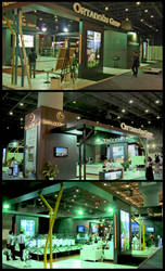 Ortadogu Grup Exhibition Stand Design Photo by GriofisMimarlik
