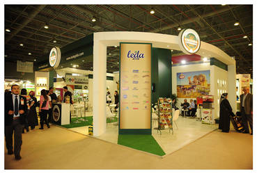 Kale Gida Exhibition Stand Design Photo by GriofisMimarlik