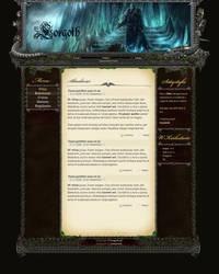 Lorgoths  RPG Game Layout by samborek