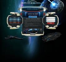 2nd Space project : SpaceShout by samborek