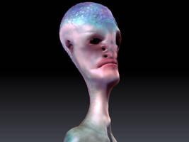 Cross Alien by JAW1002