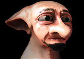 House Elf by JAW1002