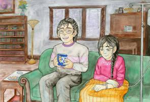 Home Sweet Home by Zakuro-Kona