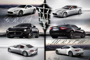 Maserati Gran Turismo by firebladenatjox