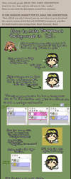 TUTORIAL::How to make Transparent BG in SAI by whitty-boo