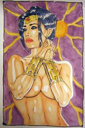 Wonder Woman by Kermitt3