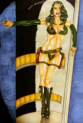 Madame Hydra by Kermitt3