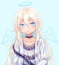 Angel of Death by lacieon