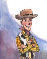 Sheriff Woody Original by mregina