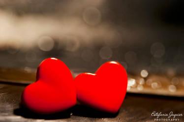It takes two hearts by EstefaniaJaquier