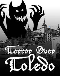 Terror Over Toledo by JessiArts