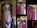 Princess Zelda Dress Cosplay by stormygate