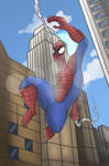 The Amazing Spider-Man! by JonathanCortright