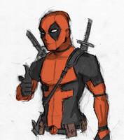 Deadpool by HolyVarus