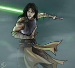 The Jedi by HolyVarus