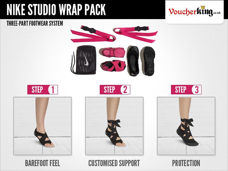 pretty nice 77804 4f064 ... Nike Studio Wrap Pack by voucherkingcouk .