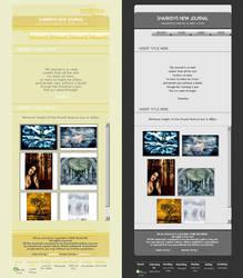 Sharkfold CSS Design's by Elandria