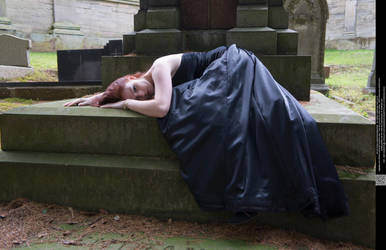 Cemetery Stock 47 by Elandria