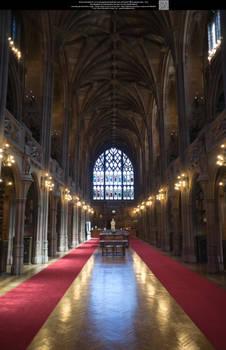 These Hallowed Halls 13 by Elandria