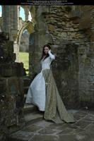 Rievaulx Abbey Ind 10 by Elandria
