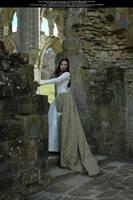 Rievaulx Abbey Ind 11 by Elandria