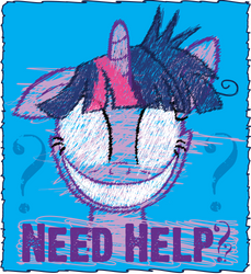 Need Help..? by WraithX79