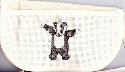 Badger Badger by oziphantom