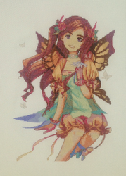 Fairy Opalia by oziphantom