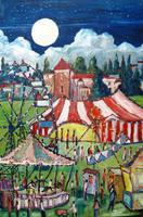 The Fair by HeinVDMArtist