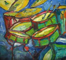 Drums by HeinVDMArtist