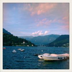 Lake of Como 15 august 2011 by shadethechangingman