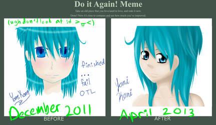 Do It Again Meme1 by Yomikomi