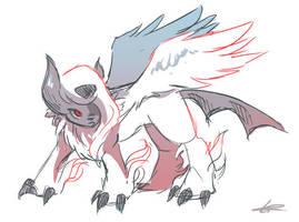 Mega Sketch by FluffyFluffs