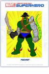 Marvel Comic's PackRat! by BooRat