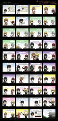 Death Note: The Game Show. by eychanchan
