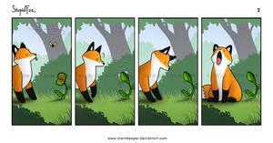 StupidFox - 2 by eychanchan