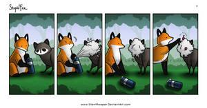 StupidFox - 20 by eychanchan