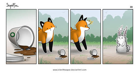 StupidFox - 38 by eychanchan
