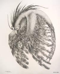 Phoenix King by eychanchan