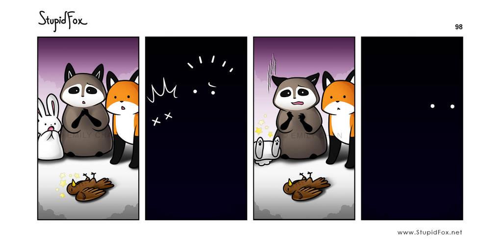 StupidFox - 98 by eychanchan