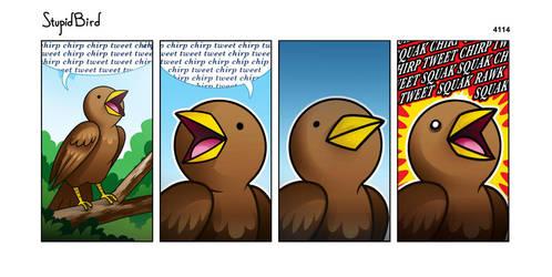 StupidBird - 4114 by eychanchan